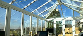 Roof cleaning and conservatory cleaning in Basildon and Laindon